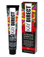"""Краситель для волос """"Прямого действия. Kay Direct"""" тон: красный"""