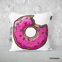 """Подушка """"Симпсоны. Пончик"""" (арт. 001)"""