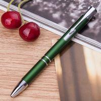 """Ручка шариковая синяя """"Green Click"""""""