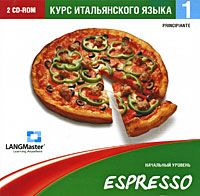 Espresso. Курс итальянского языка. Начальный уровень