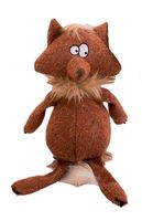 """Мягкая игрушка """"Рыжий лис"""" (19 см)"""