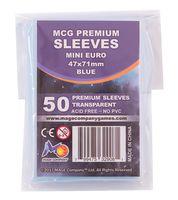 """Протекторы """"MCG Premium"""" (47х71 мм; 50 шт.; голубые)"""