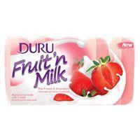 "��������� ���� Duru Fruit&Milk ""�������� �������� � �������� ��������"" (5 ����, 70 �.)"