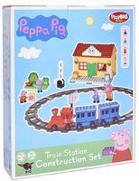 """Конструктор """"Peppa Pig. Железнодорожная станция"""" (95 деталей)"""