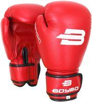"""Перчатки боксерские """"Basic"""" (красные; 6 унций)"""