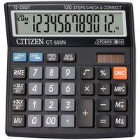 Калькулятор настольный CT-555N (12 разрядов)