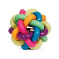 """Игрушка для собак """"Мяч-лабиринт с колокольчиком"""" (4,5 см)"""