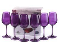 """Бокал для вина стеклянный """"Viola"""" (6 шт.; 350 мл; арт. 40729/D4789/350)"""