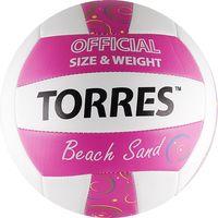 """Мяч волейбольный Torres """"Beach Sand Pink"""" №5"""
