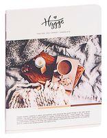 """Тетрадь полуобщая в клетку """"Hygge Things"""" (48 листов)"""