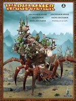 "Набор миниатюр ""Warhammer FB. Orc & Goblin Arachnarok Spider"" (89-22)"
