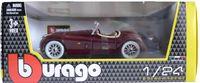 """Модель машины """"Bburago. Jaguar XK 120 roadster"""" (масштаб: 1/24)"""