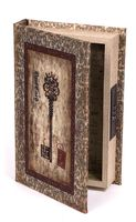 Шкатулка деревянная с кодовым замком (240х160х50 мм; арт. 7790137)