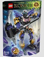 """LEGO Bionicle """"Онуа - Объединитель Земли"""""""