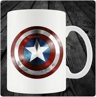 """Кружка """"Капитан Америка"""" (art. 6)"""