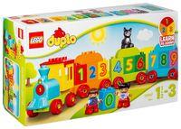 """LEGO Duplo """"Поезд. Считай и играй"""""""