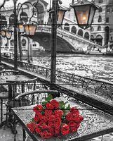 """Картина по номерам """"Венецианская набережная"""" (400х500 мм)"""