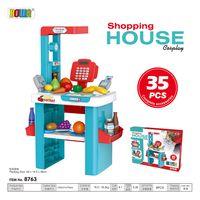 """Игровой набор """"Домашний магазин"""" (со световыми и звуковыми эффектами; арт. 8763)"""