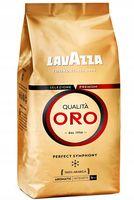 """Кофе зерновой """"Lavazza. Qualita Oro"""" (1 кг)"""