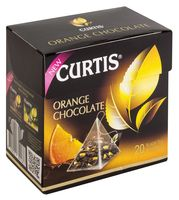 "Чай черный ""Curtis. Orange Chocolate"" (20 пакетиков)"