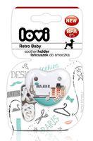"""Прищепка для пустышки """"Retro Baby"""" (арт. 10/881)"""