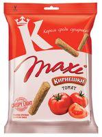"""Сухарики ржано-пшеничные """"Maxi"""" (60 г; томат)"""