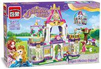 """Конструктор """"Princess Leah. Замок принцессы"""" (628 деталей)"""