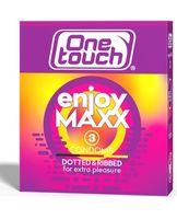 """Презервативы """"Enjoy. Maxx"""" (3 шт.)"""