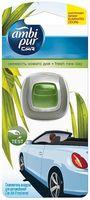 """Освежитель воздуха для автомобиля Ambi Pur """"Свежесть нового дня"""" (2 мл)"""