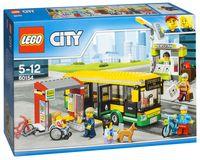 """LEGO City """"Автобусная остановка"""""""