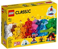 "LEGO Classic ""Кубики и домики"""