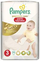 "Подгузники-трусики ""Premium Care Pants"" (6-11 кг; 56 шт.)"