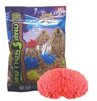 """Кинетический песок """"Motion Sand"""" (красный; 0,5 кг)"""