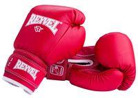 Перчатки боксёрские RV-101 (14 унций; красные)