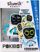 """Робот """"Pokibot"""" (синий; со световыми и звуковыми эффектами)"""