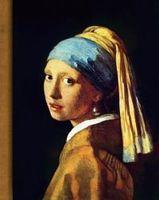 Девушка с жемчужной сережкой. Блокнот для записей