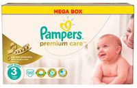 "Подгузник ""Pampers Premium Care Midi"" (5-9 кг, 120 шт)"
