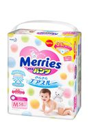 "Трусики-подгузники ""Merries M"" (6-11 кг; 58 шт.)"