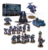 "Набор миниатюр ""Warhammer 40.000. Adeptus Astartes Strikeforce"" (48-99)"