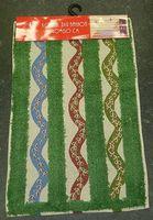 Коврик для ванной текстильный (40х60 см; арт. S-9452)