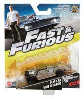 """Модель машины """"Fast&Furios. Flip Car"""" (масштаб: 1/55)"""