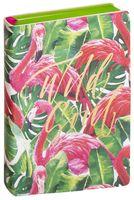 """Записная книжка в клетку """"Tropical Birds"""" (А6)"""