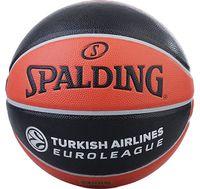 Мяч баскетбольный Spalding Euroleague TF-150 №6