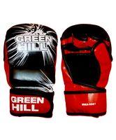 Перчатки MMA-0067 (S; чёрно-красные)