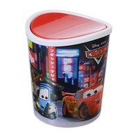 """Ведро для мусора """"Disney"""" (1,6 л; красное)"""
