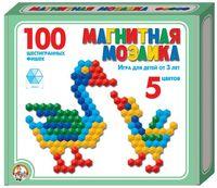 Мозаика магнитная (100 элементов; арт. 00961)