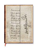 "Записная книжка Paperblanks ""Ганди. Право против силы"" в линейку (180х230 мм)"