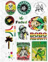 "Набор виниловых наклеек №557 ""Reggae"""
