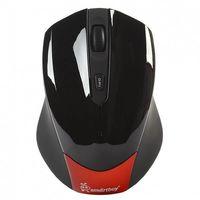 Беспроводная мышь Smartbuy 356AG (красно-черная)