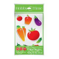 """Картон для поделок """"Овощи"""" (А4; 10 листов)"""
